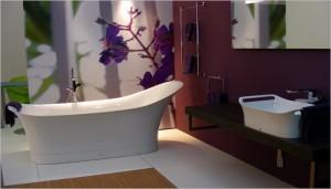 Behang Voor Badkamer : Behang je badkamer! behang: ideëen tips en de nieuwste collecties