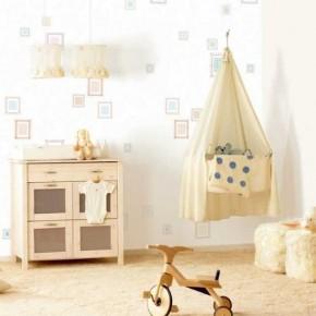 Top 10 Babykamer behang