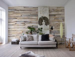 Steigerhout Behang Slaapkamer : Goedkoop fotobehang sloophout behang: ideëen tips en de nieuwste