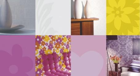 Soorten vinylbehang - Behang: ideëen, tips en de nieuwste collecties ...