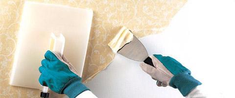 behang verwijderen - Behang Van Muur Afhalen