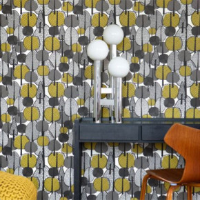 Ferm Living Gracewood wallpaper