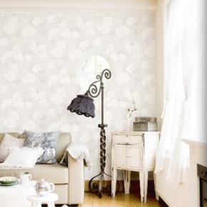 Behang naar Scandinavisch design
