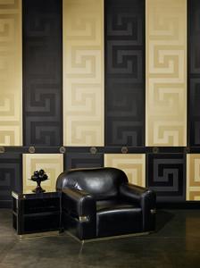 Barok behang van Versace