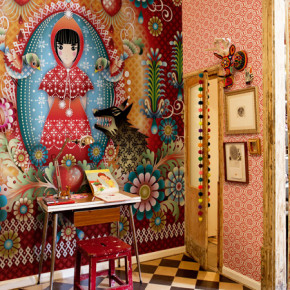 Kleurrijke designs van Catalina Estrada