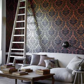 Nieuwe behangcollectie barok behang