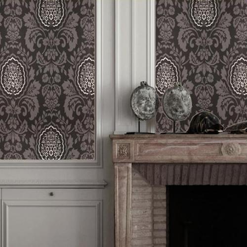 Romantische look in de kamer - Behang: ideëen, tips en de nieuwste ...