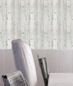 Landelijk behang voor een nostalgische look - Behang: ideëen, tips ...